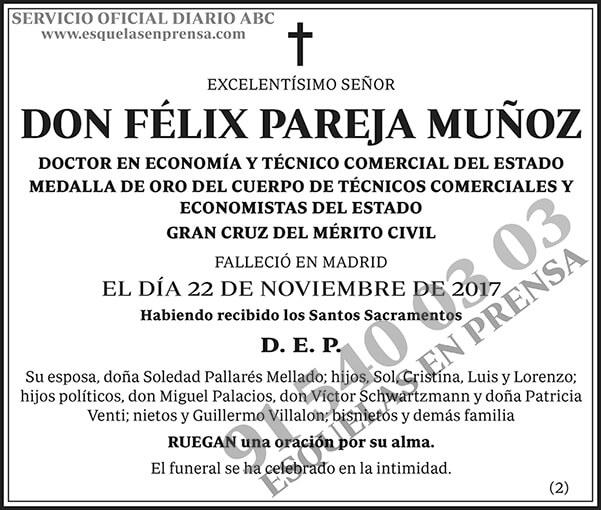 Félix Pareja Muñoz